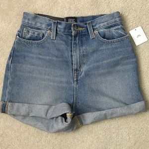 BDG Urban Outfitters High Rise Mom Shorts Size 24